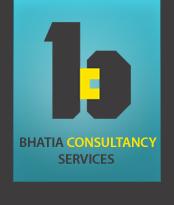 Bhatia Consultancy Services Logo